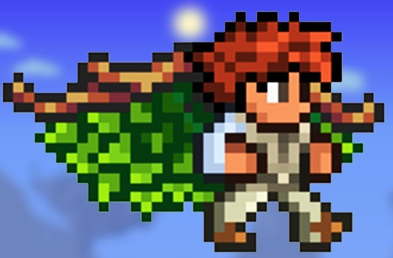 Leaf Wings terraria