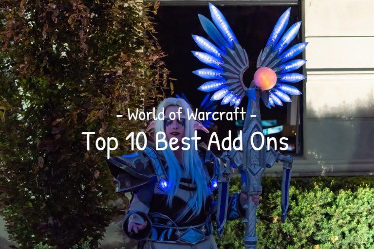 World of Warcraft Add Ons