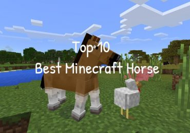 Top 10 Best Minecraft horse