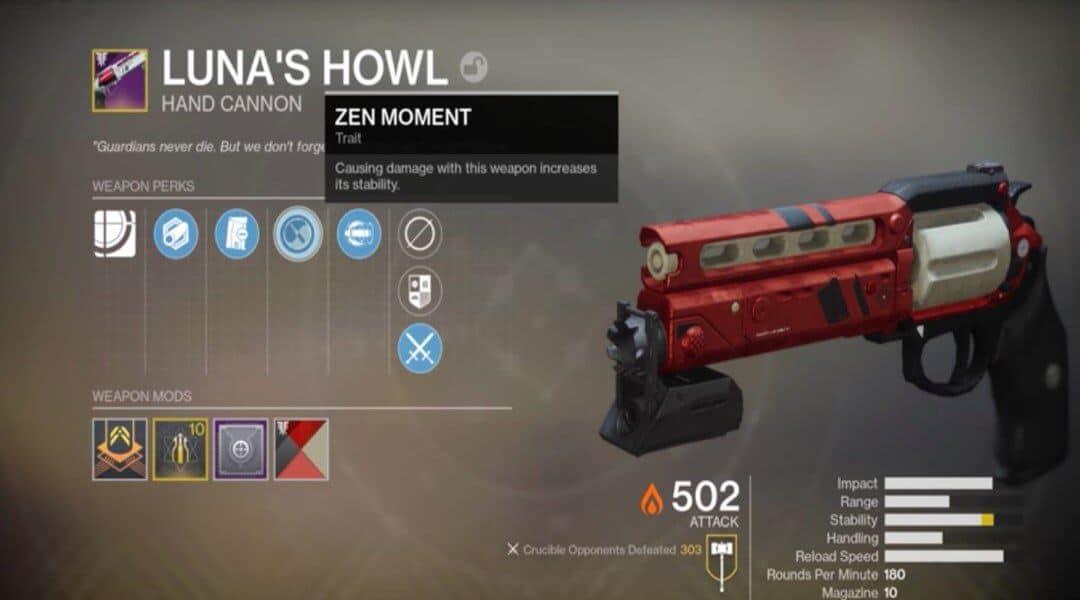 lunas howl