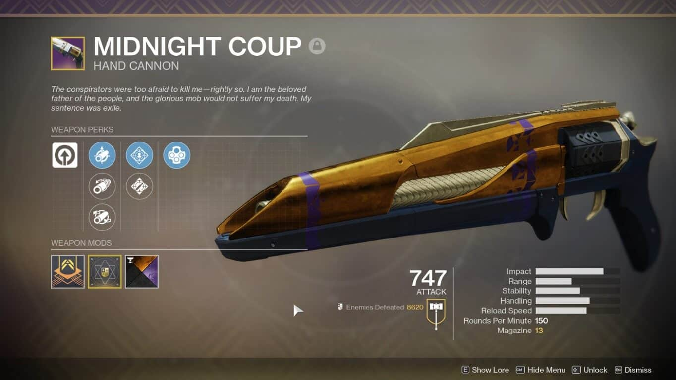 midnight coup