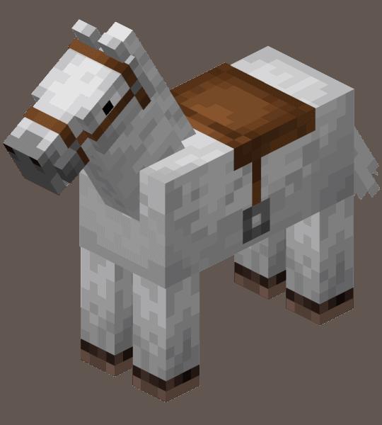 normal Best minecraft horse