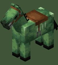 zombie horse Best minecraft horse