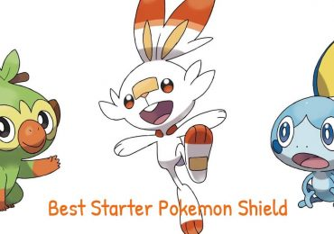 best starter pokemon shield