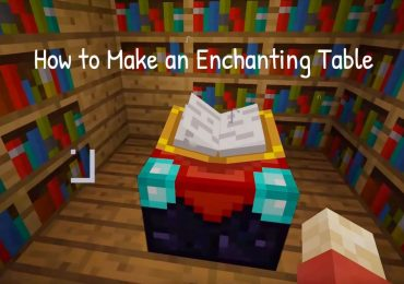 How to Make an Enchanting Table