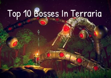Top 10 Bosses In Terraria