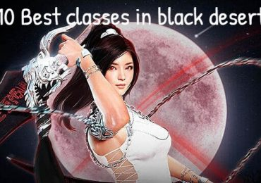 10 Best classes in black desert