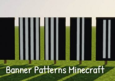 Banner Patterns Minecraft